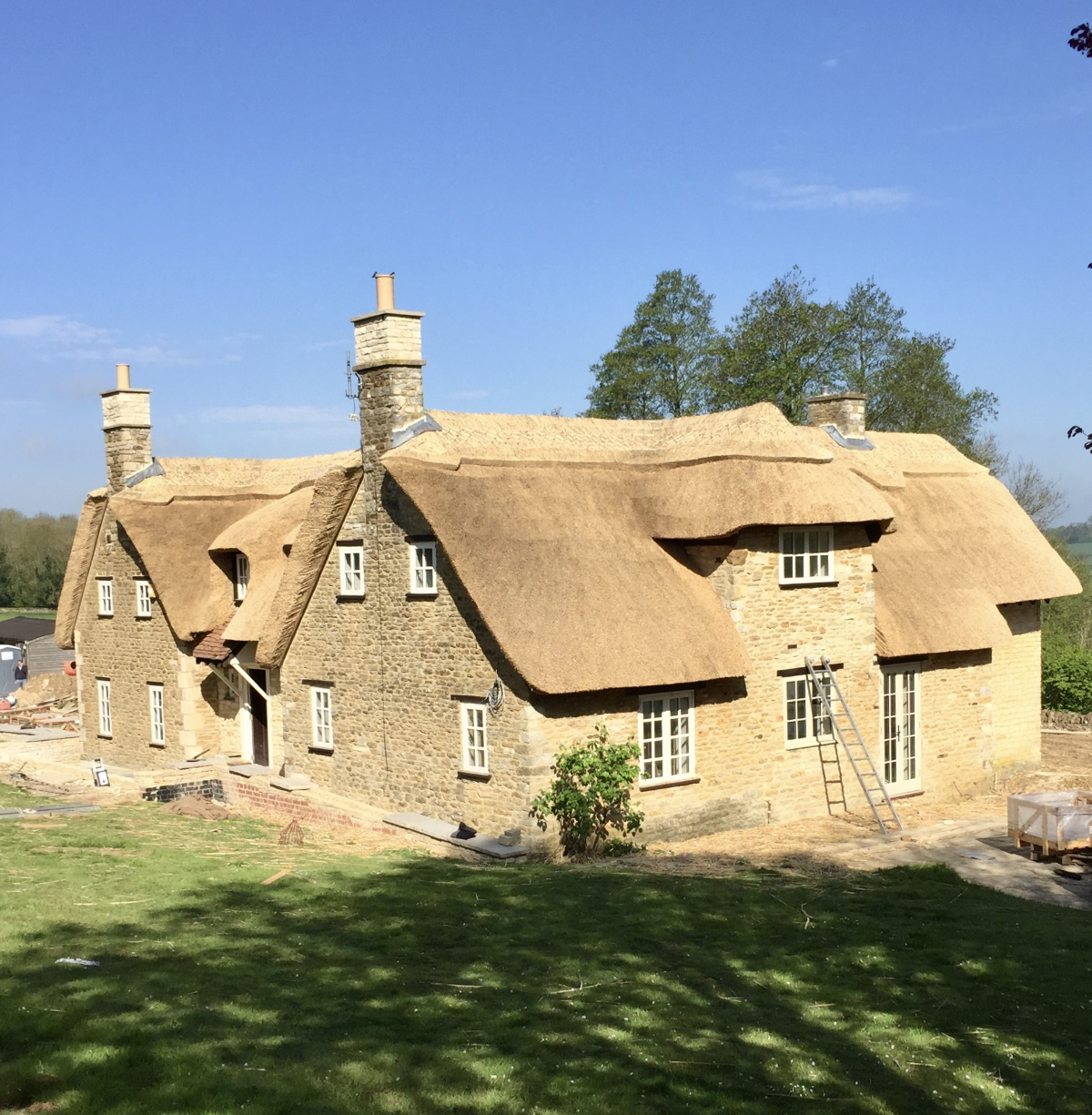 Full Thatched House